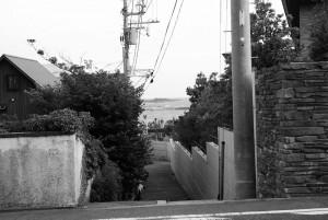 海沿いの道1